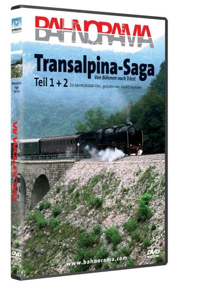 Transalpina Saga Teil 1+2 | DVD