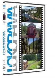 Nordlandbahn Teil 1 + 2 | DVD