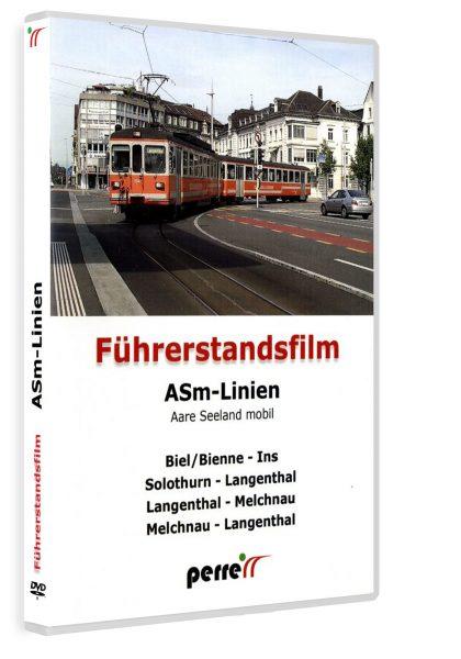 Asm-Linien –  Aare Seeland mobil; von Andreas Perren | DVD