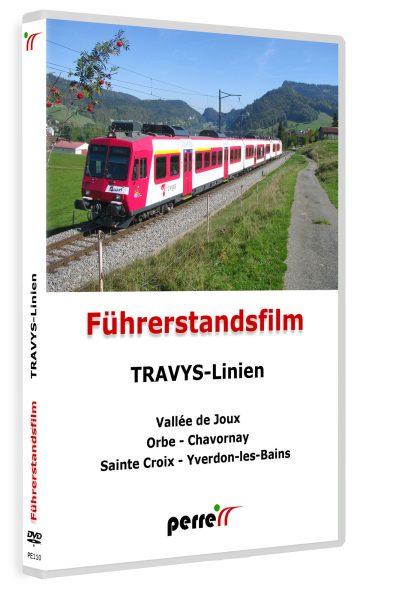 TRAVYS- Linien; von Andreas Perren   DVD