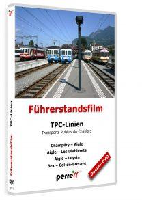 TPC – Linien; von Andreas Perren | DVD