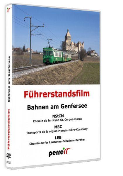 Bahnen am Genfersee; von Andreas Perren | DVD