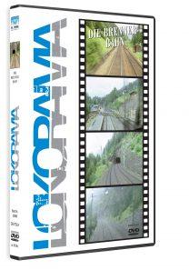 03999 Führerstandsmitfahrt Brennerbahn DVD 208x297 - Brennerbahn | DVD