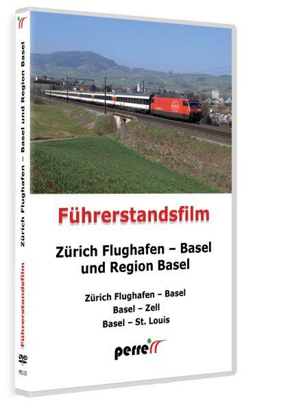 Zürich-Flughafen-Basel-und-Region-Basel; von Andreas Perren | DVD