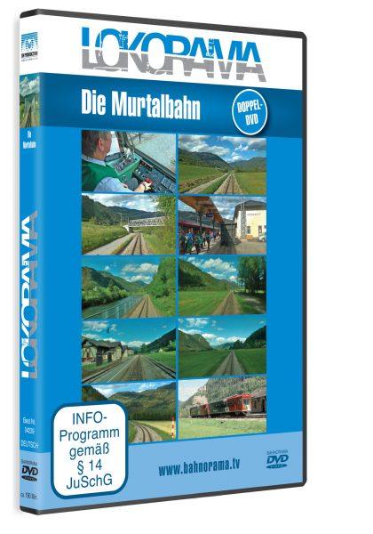 Murtalbahn | DVD