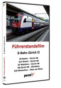 S-Bahn Zürich II; von Andreas Perren | DVD