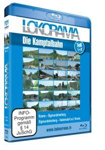 Kamptalbahn | Doppel-Bluray