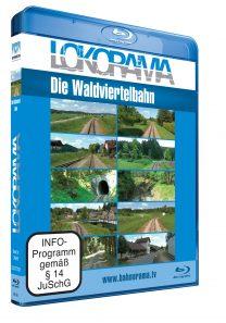 Waldviertelbahn 2014 Südast Gmünd – Groß Gerungs | Blu-ray