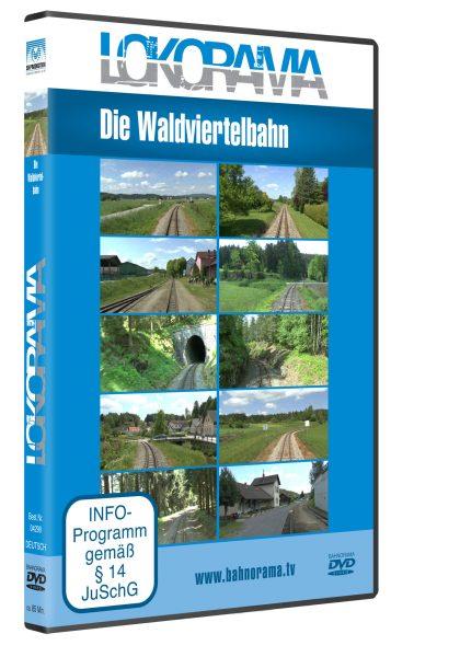 Waldviertelbahn 2014 Südast Gmünd – Groß Gerungs | DVD
