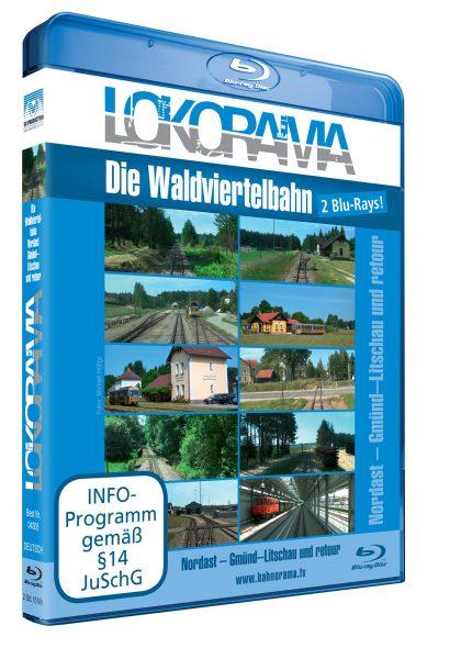 Waldviertelbahn 2014 Nordast | Blu-ray