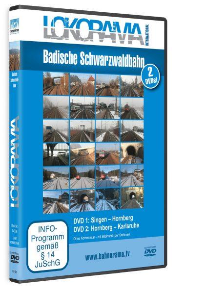 Badische Schwarzwaldbahn | DVD