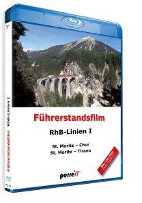 RhB-Linien I; von Andreas Perren | Blur-ray