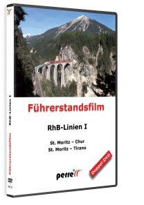 RhB-Linien I; von Andreas Perren | DVD