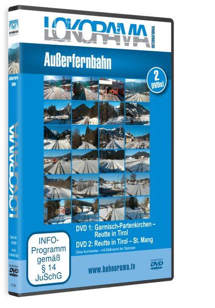 Außerfernbahn | DVD