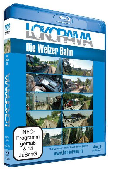 Weizerbahn, S 31 (Graz -) Gleisdorf – Weiz   Blu-ray