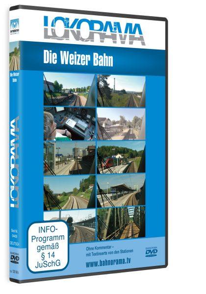 Weizerbahn, S 31 (Graz -) Gleisdorf – Weiz   DVD