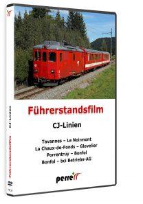 CJ-Linien; von Andreas Perren | DVD