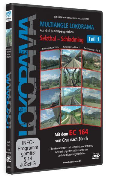 Selzthal – Schladming, Multiangle (3 Kameraperspektiven) | DVD