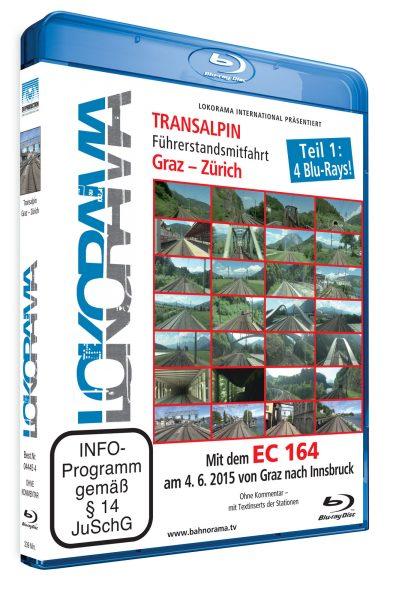 Graz – Zürich Teil 1 | Blu-ray