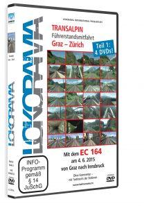 Graz – Zürich Teil 1 | DVD