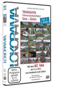 04469 Führerstandsmitfahrt Graz Zürich Teil2 208x297 - Graz - Zürich Teil 2 | DVD