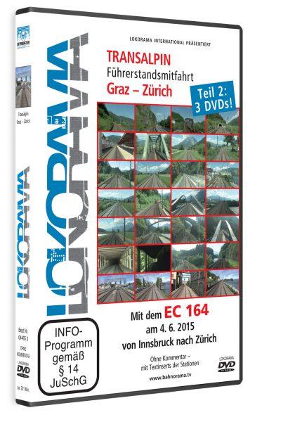 Graz – Zürich Teil 2 | DVD