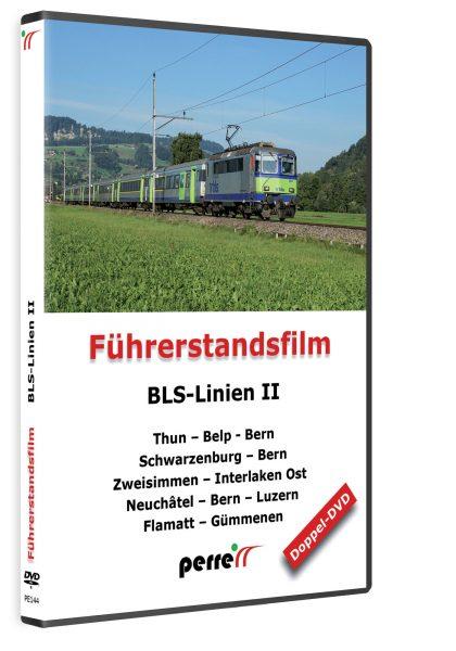 BLS-Linien II; von Andreas Perren | DVD