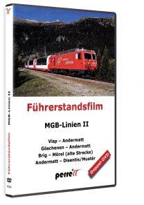 MGB Linien II; von Andreas Perren | DVD