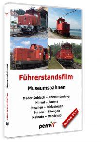 Museumsbahnen; von Andreas Perren | DVD