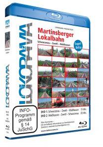 Martinsberger Lokalbahn | Blu-ray