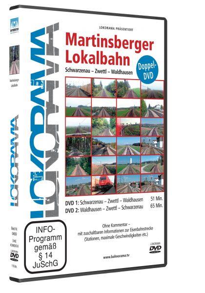 Martinsberger Lokalbahn | DVD