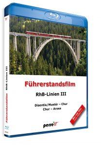 RhB-Linien III; von Andreas Perren | Blu-ray