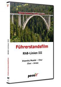 RhB-Linien III; von Andreas Perren | DVD