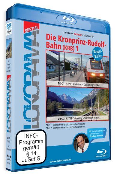 Kronprinz-Rudolf-Bahn 1 | Blu-ray