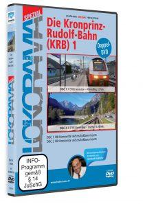 Kronprinz-Rudolf-Bahn 1 | DVD