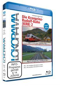04955 Führerstandsmitfahrt Kronprinz Rudolfbahn2 208x297 - Kronprinz-Rudolf-Bahn 2 | Blu-ray