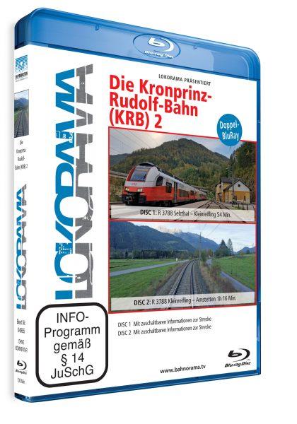 Kronprinz-Rudolf-Bahn 2 | Blu-ray