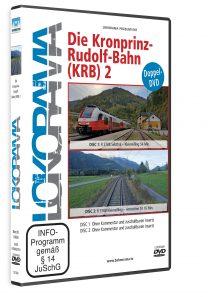 Kronprinz-Rudolf-Bahn 2 | DVD