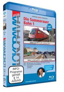 04965 Führerstandsmitfahrt Summerauerbahn 1 Blu ray 208x297 - Summerauerbahn 1 | Blu-ray