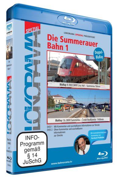 Summerauerbahn 1 | Blu-ray