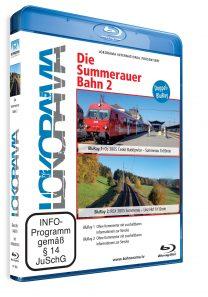 04975 Führerstandsmitfahrt Summerauerbahn 2 Blu ray 208x297 - Summerauerbahn 2 | Blu-ray