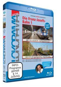 04985 Führerstandsmitfahrt Franz Josefsbahn 1 Blu ray 208x297 - Franz-Josefs-Bahn 1 | Blu-ray