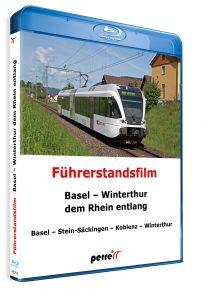 05025 Führerstandsmitfahrt Perren Basel Winterthur dem Rhein entlang I Blu ray 1 208x297 - Basel – Winterthur dem Rhein entlang | Blu-ray
