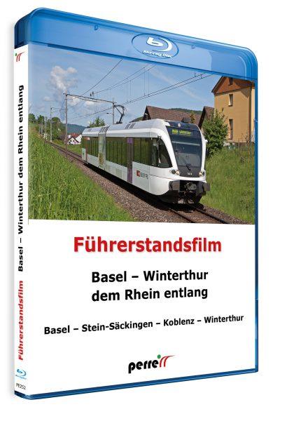 Basel – Winterthur dem Rhein entlang | Blu-ray