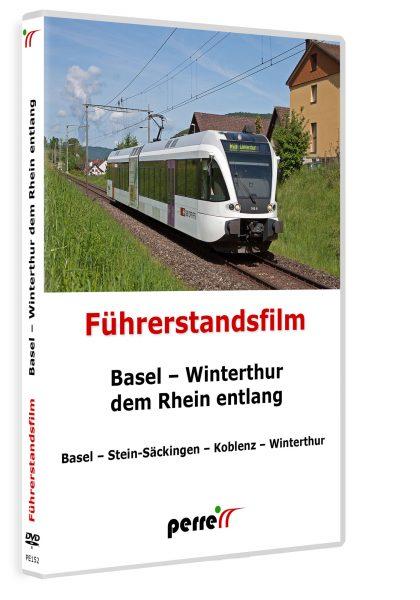 Basel – Winterthur dem Rhein entlang | DVD