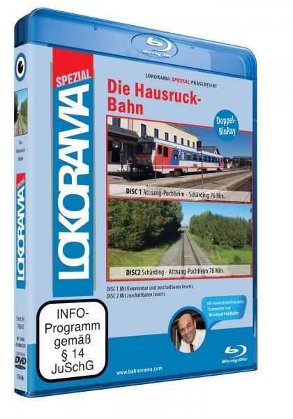 Hausruckbahn | Blu-ray