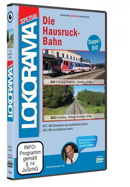Hausruckbahn | DVD