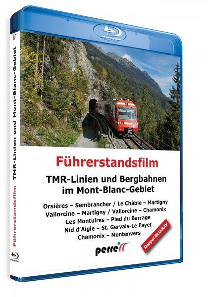 TMR-Linien und Bergbahnen im Mont-Blanc-Gebiet | Blu-ray