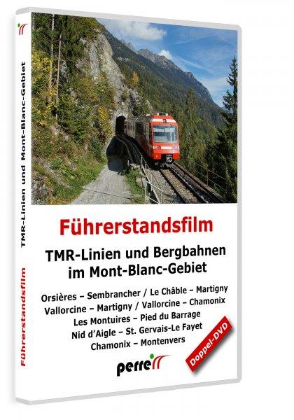 TMR-Linien und Bergbahnen im Mont-Blanc-Gebiet | DVD