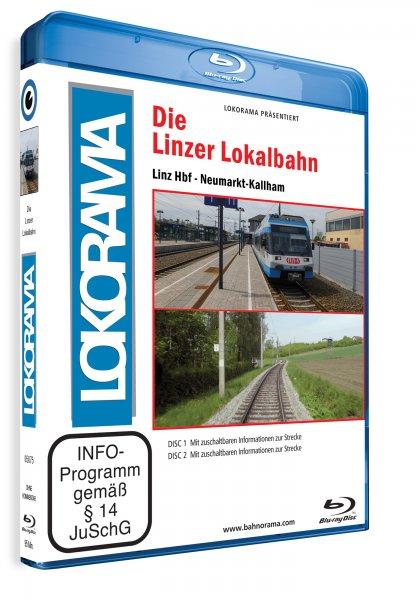 05075 PreCover Linzer Lokalbahn 1 420x600 - Linzer Lokalbahn | Blu-ray